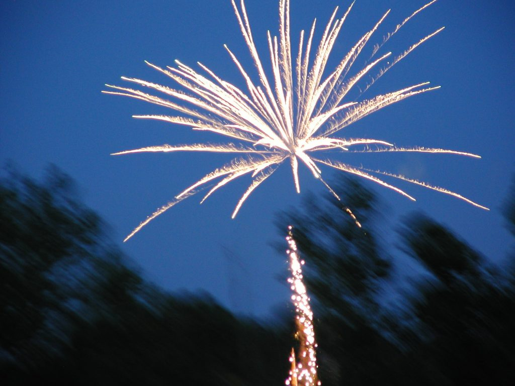 Professional Fireworks For Events & Special Occasions