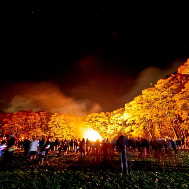 Huddersfield YMCA Bonfire Night Fireworks 4
