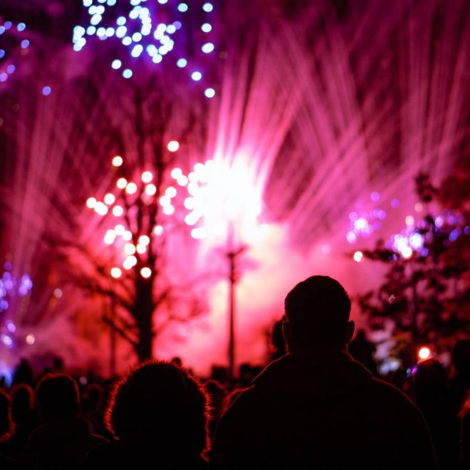 Ellesmere Port Lions Club - Annual Fireworks Spectacular 2017
