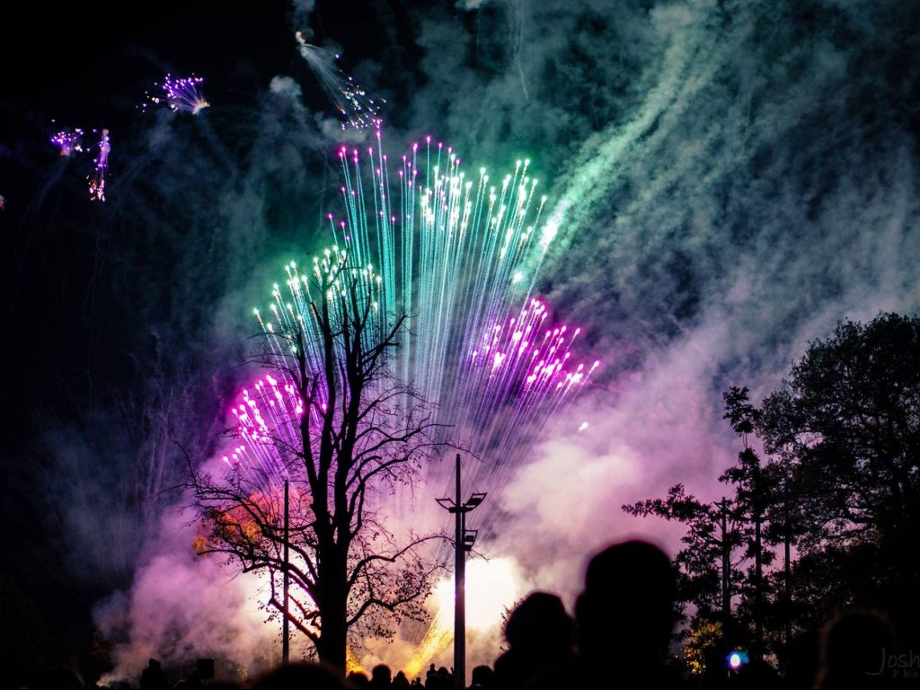 Corporate & Parties Professional Firework Displays