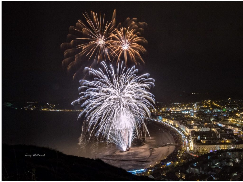 November Professional Firework Displays