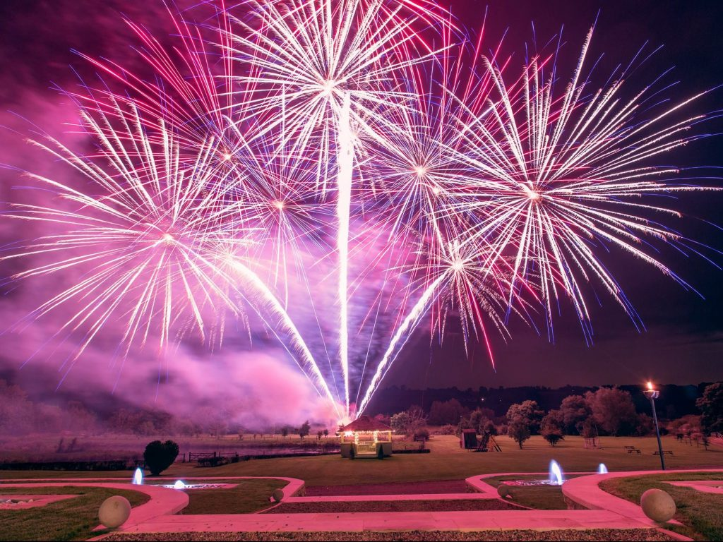 Weddings & Parties Professional Firework Displays