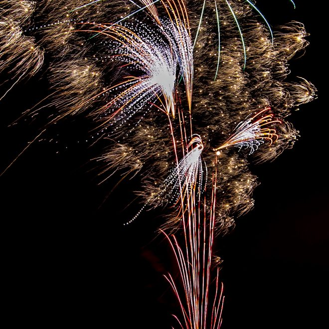 Professional Fireworks Display at Far Moss Sports Ground, Leeds, November 2018 (12)