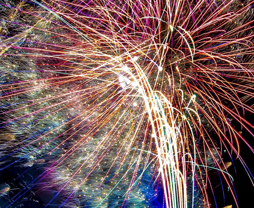 November Professional Fireworks Display at Far Moss Sports Ground