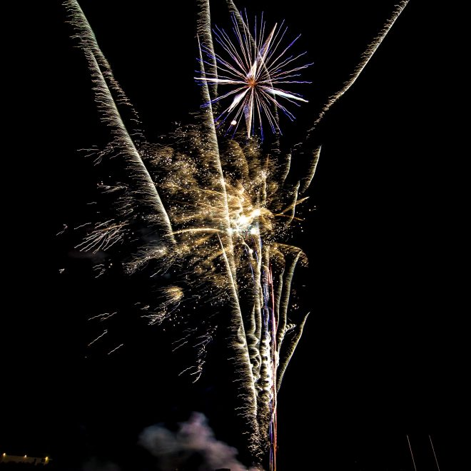 Professional Fireworks Display at Far Moss Sports Ground, Leeds, November 2018 (15)