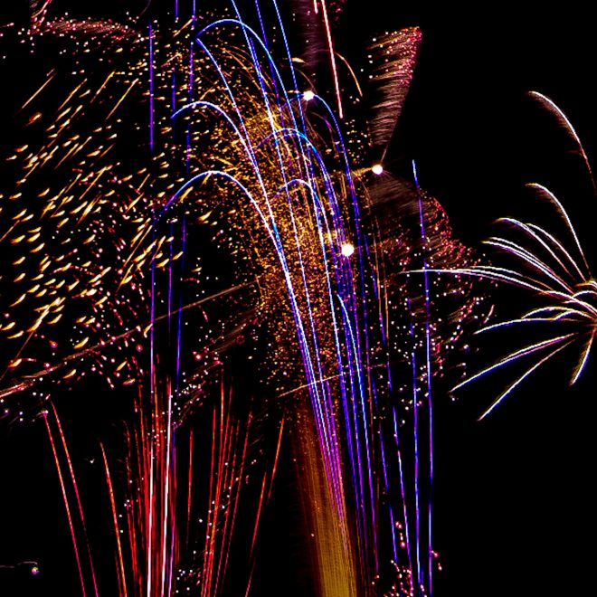 Professional Fireworks Display at Far Moss Sports Ground, Leeds, November 2018 (7)