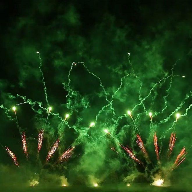 Gateways School, Harewood, Leeds - Pyromusical Fireworks Extravaganza 2018