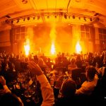 Stage Pyrotechnics For An Experience With Sylvester Stallone 2018, InterContinental London - The O2 (2) (Photo © AEW Global Group Limited)